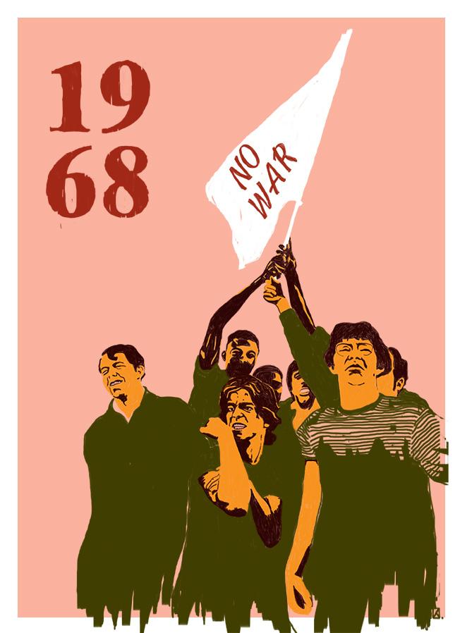 1968 – No War