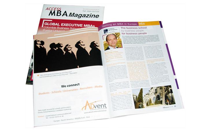 Access MBA Magazine