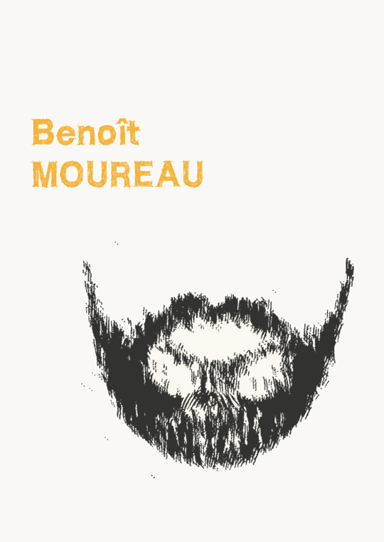 Catalog of Benoît Moureau