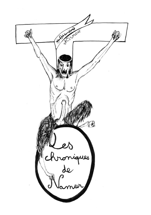 Les Chroniques de Namur – Les tout débuts –