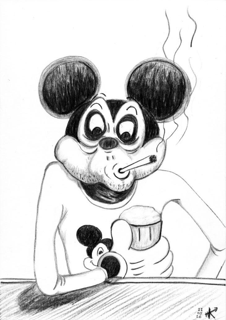Mickey Scum