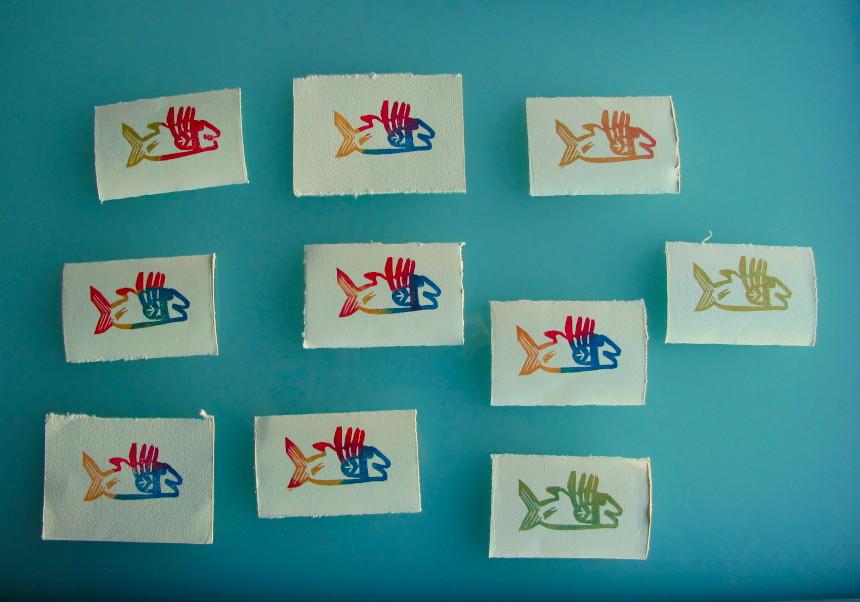 Gang of fish 02